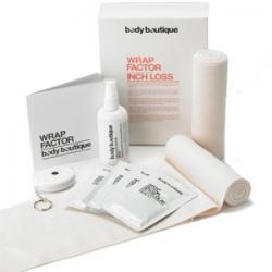 Body Boutique ™ Wrap Factor For Women (with Cellulite Cream)